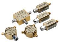 Adaptadores coaxiales desde CC hasta 110 GHz