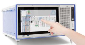 Analizador de potencia para señales mixtas