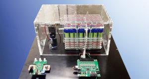 Sistema para test de baterías en vehículos