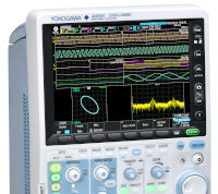 Osciloscopios de señal mixta