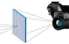 ¿A qué distancia puede medir con una cámara termográfica?