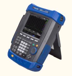 Analizador de espectro de 9 kHz a 1,6 / 3,2 GHz