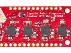 Sensor de temperatura para instrumentación