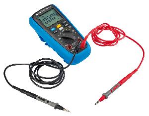 Multímetro digital para medidas TRMS AC y DC