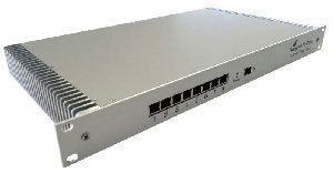 Switch Gigabit para desarrollos PTP IEEE1588