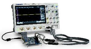 Osciloscopios de hasta 1 GHz para diseño de circuitos