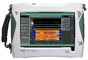 Analizador portátil de espectros para campo