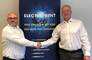 Creación de la firma Electro Rent Corporation