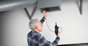 Medidor de ambiente para climatización