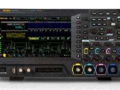 Osciloscopio digital de señales mixtas