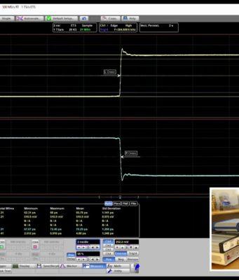 Osciloscopio de tiempo real basado en PC