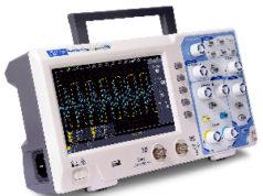 Osciloscopio de almacenamiento digital de dos canales