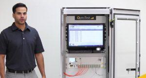 Sistema de prueba ambiental multicanal