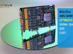 Generador arbitrario de ondas multicanal