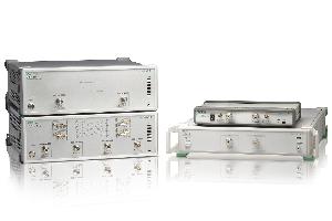 Analizadores a 43.5 GHz de redes vectoriales