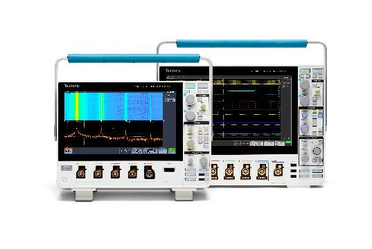 Osciloscopios de rango medio