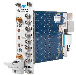 Digitalizador basado en FPGA