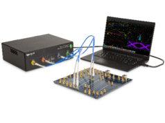 Analizador de interconexión de alta velocidad