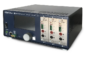 Chasis de test y medida con diseño modular