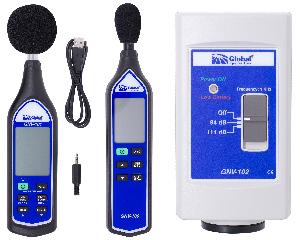 Medidores de nivel de sonido portátiles