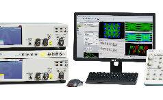 Osciloscopios escalables de 13 y 16 GHz