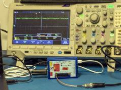 Plataforma para monitorización y activación del protocolo USB 2.0