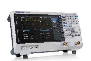 Analizadores de espectros y vectores