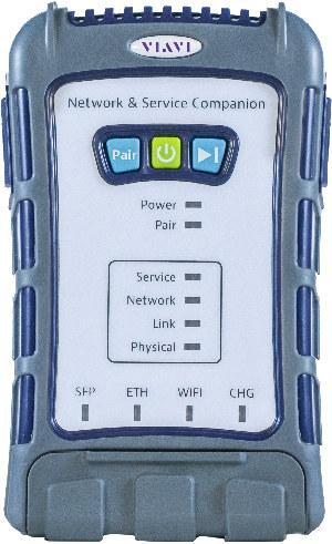 Comprobador para validación de red y servicio