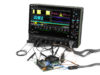 Osciloscopios con alto conteo de canales