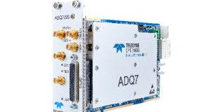 Digitalizador de banda ancha hasta 6.5 GHz