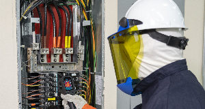 Cámara térmica para electricistas