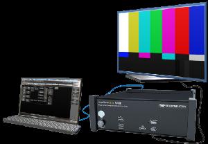 Instrumentos de pruebas para HDMI y DisplayPort