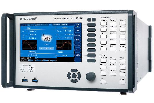 Analizador de potencia de hasta 4 canales