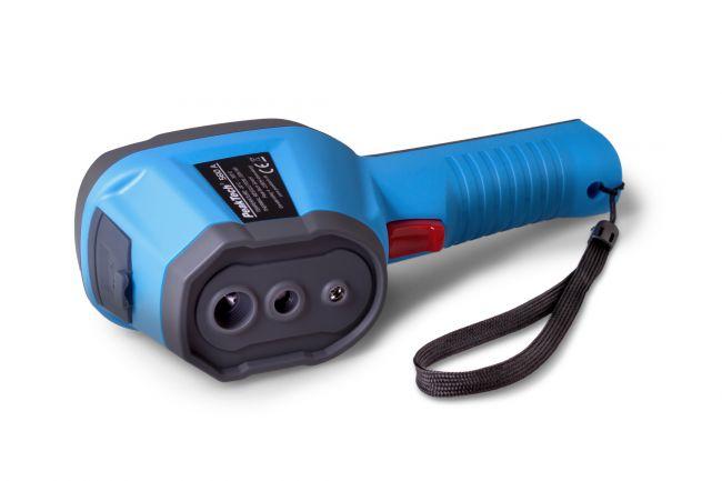 Cámara térmica con grabación de foto y puerto USB