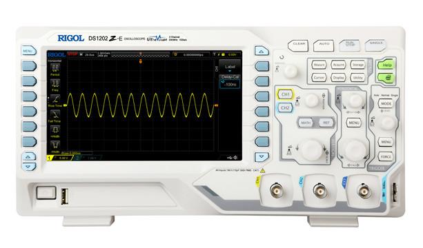 Osciloscopio para análisis y debugado