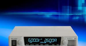 Fuentes programables de 1.500 W con formato half-rack