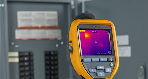 Cámara termográfica para mantenimiento preventivo industrial