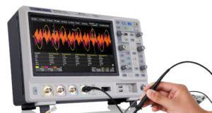 Osciloscopios de fósforo de tercera generación