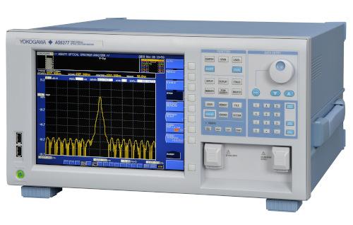 Analizador de espectro de banda ancha