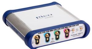 Osciloscopio en tiempo real de 16 GHz y cuatro canales de 16 bit