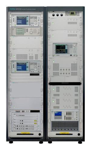 Test de modo autónomo 5G NR con aprobaciones GCF y PTCRB