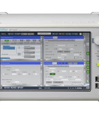 Analizador de calidad de señal con aprobación USB 3.2 del USB-IF