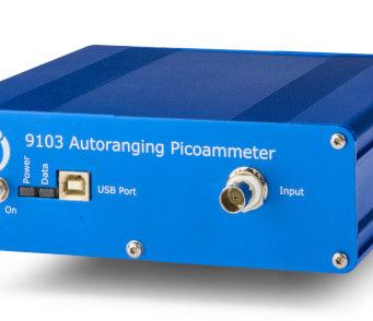 Picoamperímetro gráfico USB