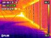 Cámara termográfica de inspección
