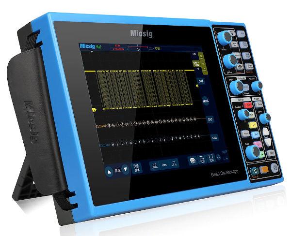 Osciloscopios portátiles con batería