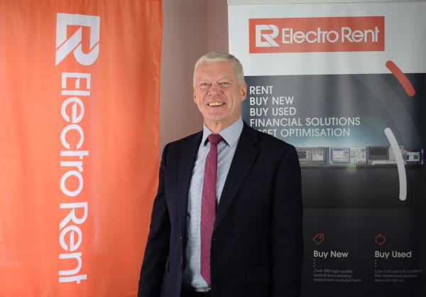 Creación de la compañía Electro Rent