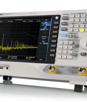 Analizador de espectro de 7,5 GHz