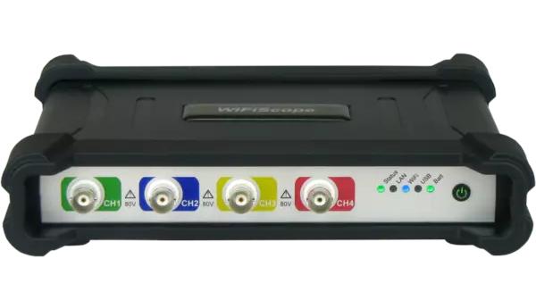 Osciloscopios Wi-Fi con entradas diferenciales