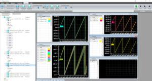 Software de configuración y análisis de datos