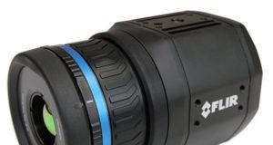 cámaras térmicas inteligentes de visión artificial